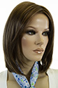 Cameron - Large Medium Lace Front Monofilament Hand Tied Jon Renau Straight Blonde Brunette Red Grey Wigs