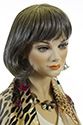 China Girl G Medium Straight Blonde Brunette Red Grey Wigs