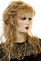 Amanda G Long Medium Wavy Blonde Brunette Red Wigs