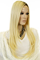 Kim By Jon Renau Long Premium Remy Human Hair Lace Front Monofilament Hand Tied Jon Renau Wavy Blonde Brunette Red Wigs