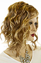 Julianne - Petite Medium Lace Front Monofilament Hand Tied Jon Renau Petite Wavy Blonde Brunette Red Grey Wigs