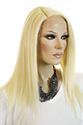 Lyrica LF Long Lace Front Monofilament Hand Tied Wavy Straight Blonde Brunette Red Wigs