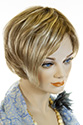 Gabrielle * Short Lace Front Monofilament Hand Tied Jon Renau Straight Blonde Brunette Red Wigs